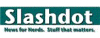 Slashdot - news for Nerds. Stuff that matters.